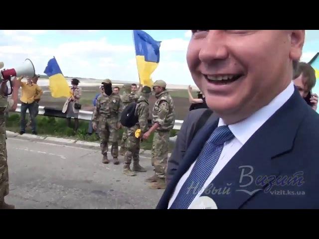 Губернатор Херсонщины сошел с ума на почве поклонения Путину