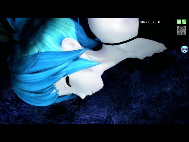 [60fps Full] 深海少女 Deep Sea Girl - Hatsune Miku 初音ミク Project DIVA English lyrics Romaji subtitles