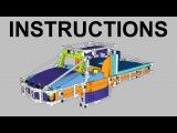 Lego Technic Off-Roader Dodge T-Rex 6x6 Building Instructions Part 1 / Первая часть инструкции