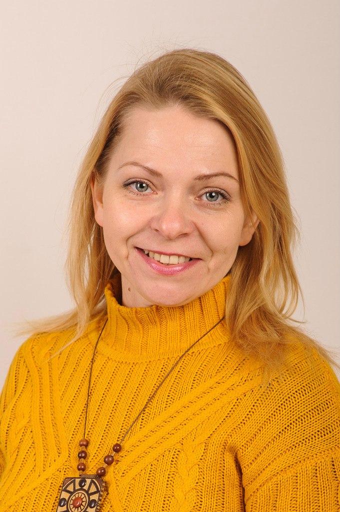 Смирнова Елена Валентиновна