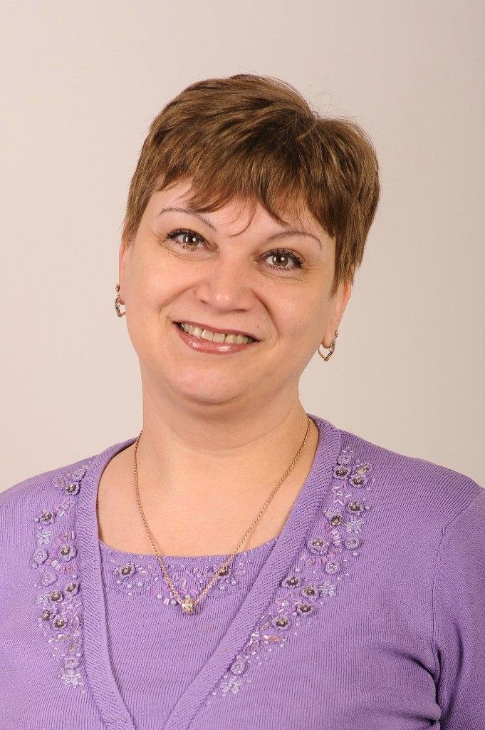 Шелегова Марина Ивановна