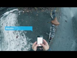 Urban Skiing in Stockholm w_ Jesper Tjader and Oystein Braten - Send It - EP 1