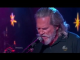 The man in me - Jeff Bridges and the Abiders (Jimmy Kimmel Live) Bob Dylan cover