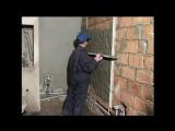 Как правильно штукатурить стены...