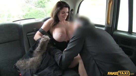 FakeTaxi  E321 Tasha – Big tits and sexy eyes takes cock