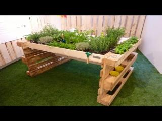 Интересные идеи поделок для дачи сада и дома из дерева своими руками