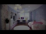 Спальня Маленькой Принцессы. Идеи дизайна