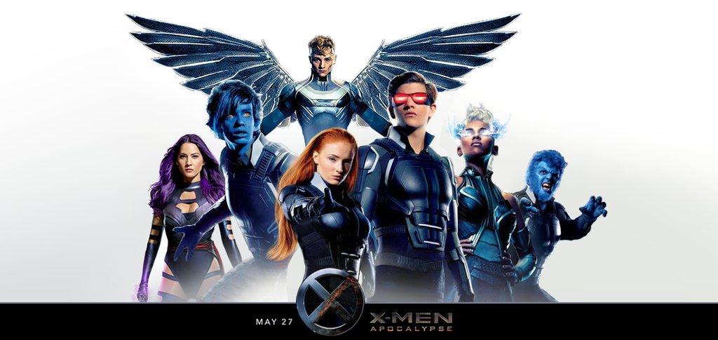 X-Men: Apocalypse Wallpaper & Gifs/Avvy Thread - The ...