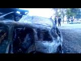 Ужасная авария в Казахстане! Смерь снятая на камеру! продолжение !