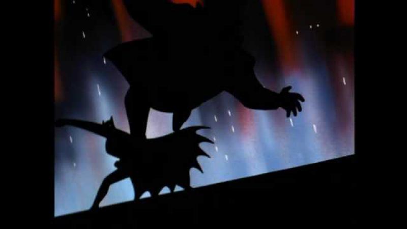 Batman The Animated Series Intro