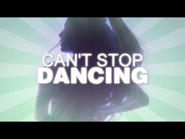Cant Stop Dancing | Multiceleb