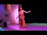 Анна Чепец, Anna Chepets, FESTIVAL ORIENT CYPRUS, 2015, open stage, staging Elena Ramazanova