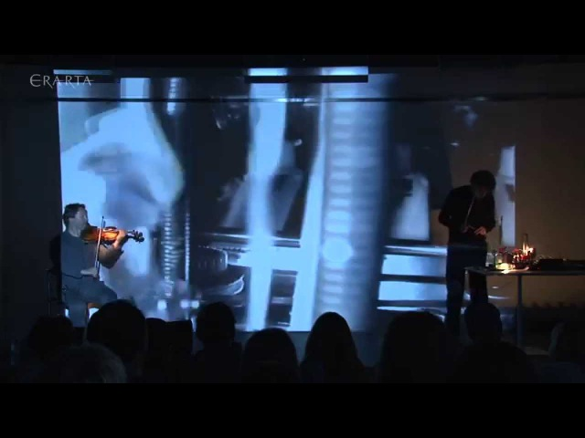 Фестиваль ▲CROSS ART 2014. Алексей Айги и Пьер Бастьен