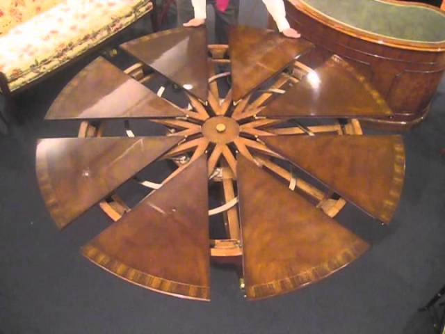 Robert Jupe Radial Table