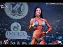 2015 World Juniors Championships Bikini 166cm plus