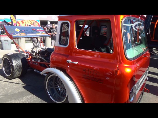 1964 International Loadstar CO1700 Street Truck SEMA 2014