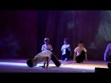 Наша Раша брейк данс - X-Static (Новогодний концерт 2015)