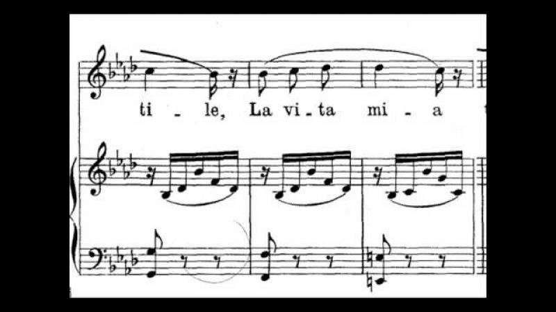 Bellini: Sei Ariette, 1 Malinconia Ninfa Gentile - Sumi Jo