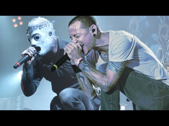 Linkin Park Slipknot - Psychofaint [OFFICIAL MUSIC VIDEO] [FULL-HD] [MASHUP]