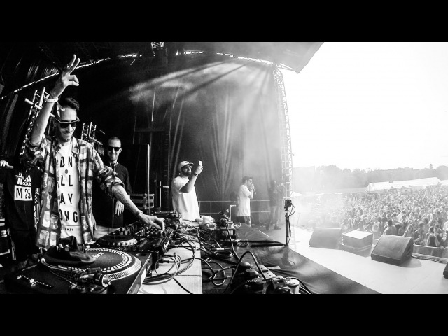 Swamp 81 - Born and Bred Festival 2016 - Part1