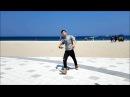 LJ 방탄소년단 아이 니 쥬 1절 바닷가 놀러온 기념으로 춰봤어요 ㅋㅋ