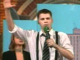 КВН - Гарик Бульдог Харламов  на сцене