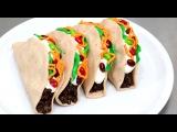 [vk.com/LakomkaVK] How To Make a Taco Cake - Funny Birthday Cake Idea