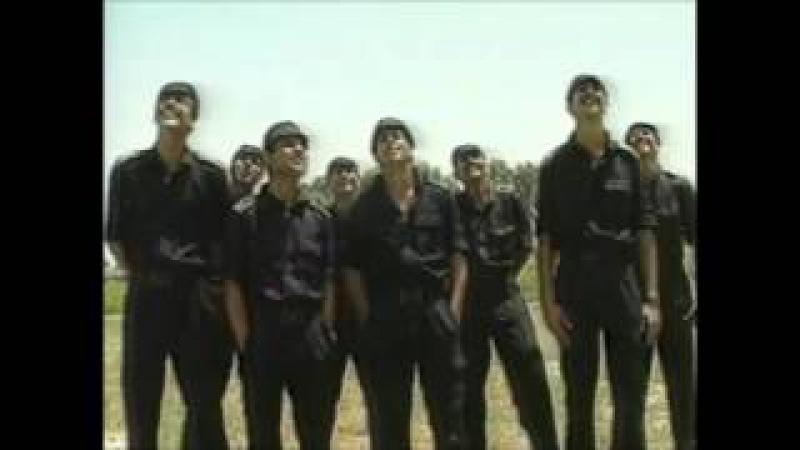 Шахрукх Кхан и Каджол - я дождусь тебя из армии » Freewka.com - Смотреть онлайн в хорощем качестве
