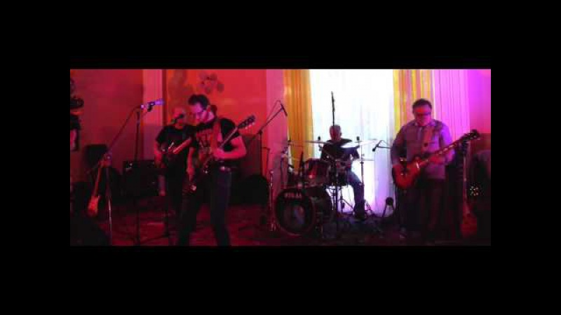 ИSКРЫ Breack On Trought ( The Doors cover )