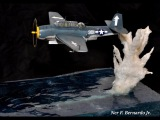 TBF 1 Avenger Torpedo Run  Dio Build Part 2