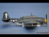 TBF 1 Avenger Torpedo Run  Dio Build Part 1