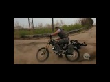 Motoped Survival Black Ops in action