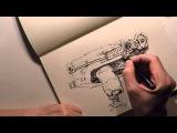 KALLAMITY Robot doodle #0.2