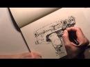 KALLAMITY Robot doodle 0 2