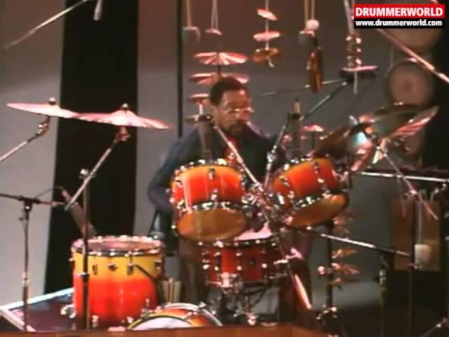 Billy Cobham Drum Solo EYE OF THE HURRICAINE