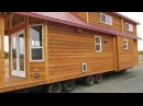 Tiny Home Classic Double Loft by Rich's Portable Cabins