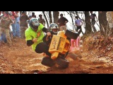 EXTREME BARBIE JEEP RACING 2015 AT RBD