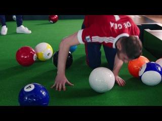 #AskManUtd Football Pool Part 1 w. Manchester United's Jesse Lingard & David De Gea | Chevrolet FC