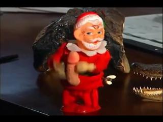Steve Rambo Meets Santa Claus - Bad Gay Porn Acting (2005) Gachimuchi