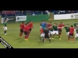 Самые жестокие драки в футболе за все время. Жестокие футболисты
