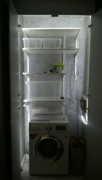 Встроенный шкаф2