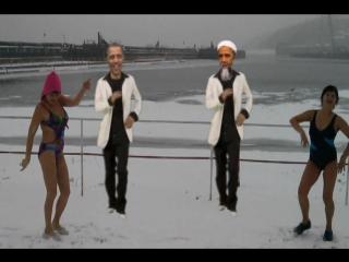 Путин и Обама в гостях у Чебоксарских моржей