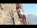 [zemani] 2011-03-25 julietta - hunting Крым Коктебель нудистка на пляже