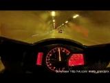 Скорость Honda Cbr 600 тунель