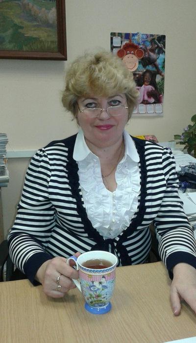 Ольга Пинахина
