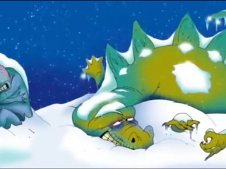 В Мире Динозавров. Мультфильм Роберта Саакянца