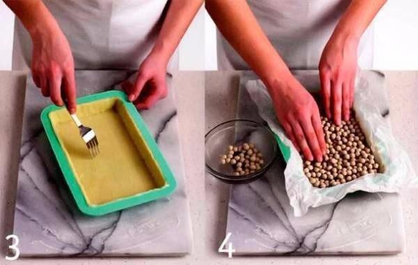 КЛАССИЧЕСКИЙ ФРУКТОВЫЙ ТАРТ Ингредиенты: ● 350 г сладкого