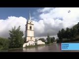 Малые города России. Крапивна - здесь жил и служил Лев Толстой. 2013 г.