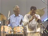 Woody Shaw,Herbie Hancock,Art Blakey 1987 A Night in Tunisia