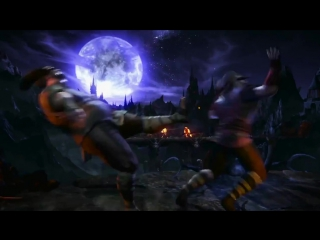 Mortal Kombat X — Чужой и другие! (HD)